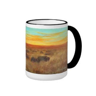 Buffalo Coffee Mug (Cibilo)