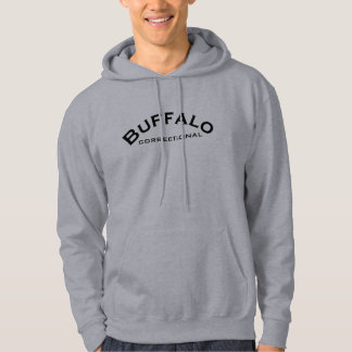 Buffalo Correctional Logo Hoodie