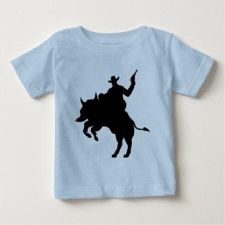 Buffalo cowboy baby T-Shirt