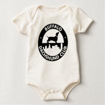 Buffalo Dachshund Club Baby Baby Bodysuit