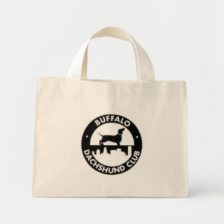 Buffalo Dachshund Club tote bag