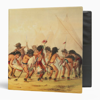 Buffalo Dance, c.1832 Binder