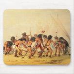 Buffalo Dance, c.1832 Mouse Pad