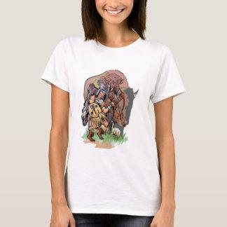 BUFFALO DANCER T-Shirt