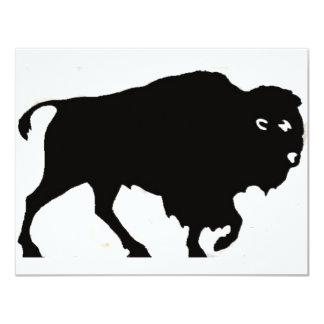 Buffalo Designs Card