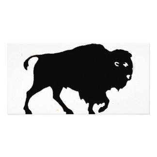 Buffalo Designs Custom Photo Card