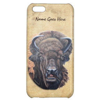 Buffalo Eating Case For iPhone 5C
