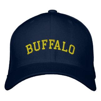 Buffalo Embroidered Baseball Hat