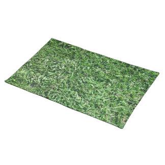 Buffalo grass placemat