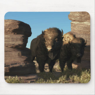 Buffalo Guard Mouse Pad