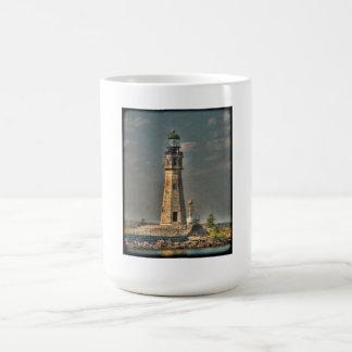 Buffalo Harbor Lighthouse Mug