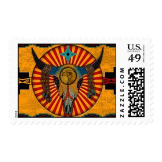 Buffalo - Hawk Stamps