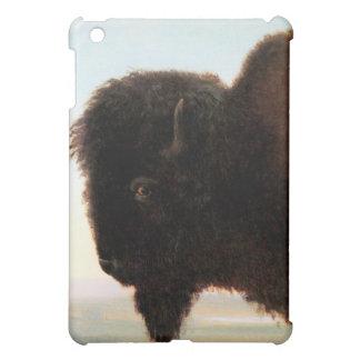 Buffalo Head art Albert Bierstadt bison painting Case For The iPad Mini