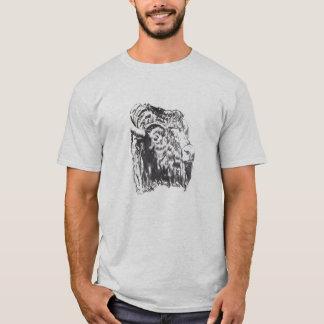 Buffalo Head Basic T-Shirt