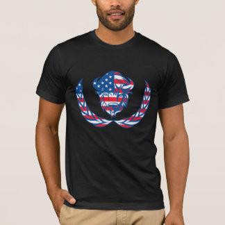 buffalo head flag T-Shirt