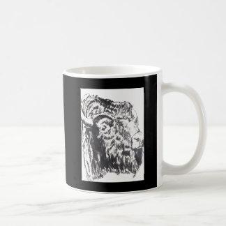 Buffalo Head Mug