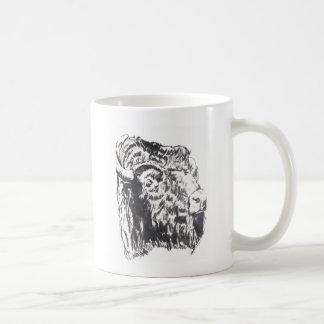 Buffalo Head Mug Two-Image