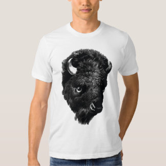 Buffalo Head T Shirts