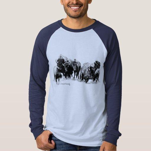 Buffalo Herd Shirt