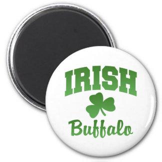 Buffalo Irish Magnet