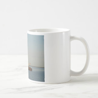 Buffalo Lighthouse Photo Coffee Mug Lake Erie
