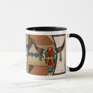 Buffalo Lodge II Mug