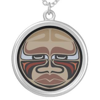 Buffalo Mask - Necklace