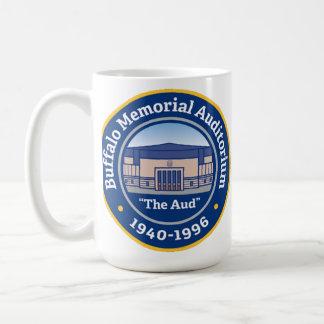 "Buffalo Memorial Auditorium ""The Aud"" Coffee Mug"