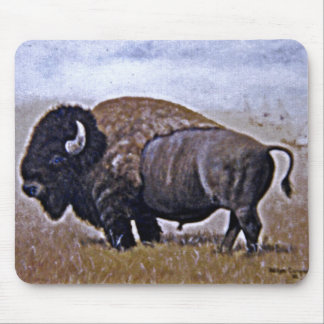 Buffalo Mousepads