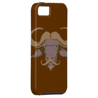 Buffalo Moustache iPhone SE/5/5s Case