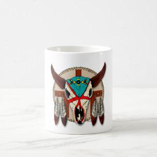 Buffalo Nation Classic White Coffee Mug