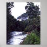 Buffalo National River Poster