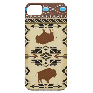"""Buffalo"" Native American Western IPhone 5 Case"