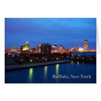 Buffalo, New York Greeting Cards