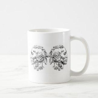 Buffalo Nickel Classic White Coffee Mug