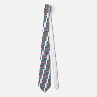 Buffalo Nickel Neck Tie