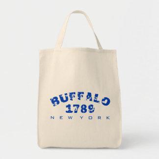Buffalo NY - 1789 Canvas Bags