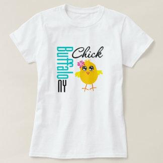 Buffalo NY Chick T Shirt