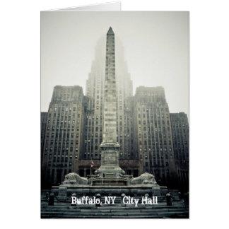 Buffalo, NY   City Hall Cards