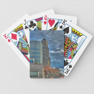 Buffalo NY City Hall Playing Cards