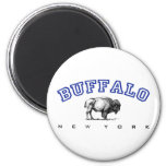 Buffalo NY Fridge Magnet