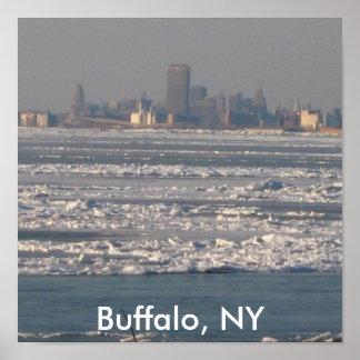 Buffalo NY Print