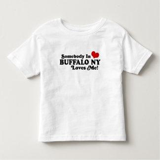Buffalo NY Toddler T-shirt