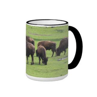 Buffalo on a Mug