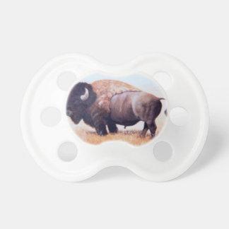 Buffalo Pacifier