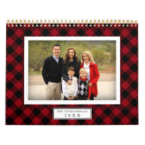Buffalo Plaid | 2017 Photo Calendar