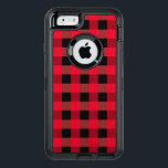 "Buffalo plaid OtterBox defender iPhone case<br><div class=""desc"">An Otterbox will keep your phone save,  buffalo plaid will keep your heart warm.</div>"