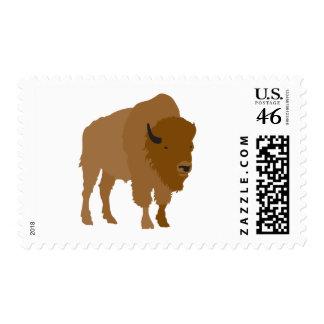Buffalo Postage Stamps