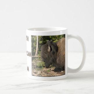 Buffalo Resting Mug