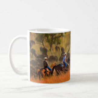 Buffalo Roundup Coffee Mug